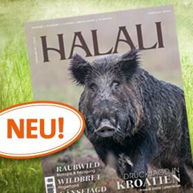 HALALI Online-Banner